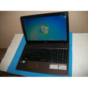 Notebook Acer Aspire 5252 V874 Bom Estado Poucos Detalhes