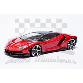 Lamborghini Centenario 1:24 Jada Vermelho