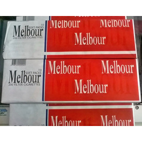 Cigarrillos Melbour,precioxunidad