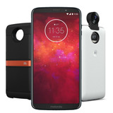 Celular Moto Z3 Play 6gb 128gb+ Motomods Jbl Y Cámara 360°