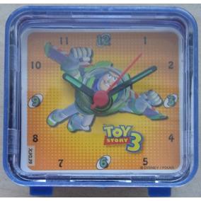 0f9d5802d16 Despertador Relógio Toy Story 3 Disney Pixar Buzz Lightyear