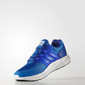meet daef5 a96cb Tenis adidas Galaxy 4 Azul -envío Gratis- Originales