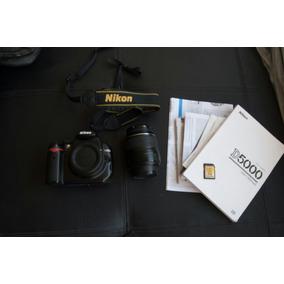 Camara Profesional Nikon Modelo D5000