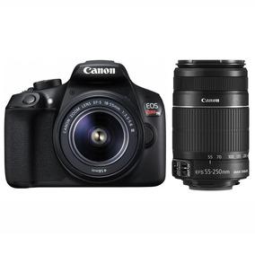 Câmera Digital Dslr Canon Eos Rebel T6 Premium Kit