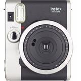 Fujifilm Instax Mini 90 Black Neo Classic Cámara Instantánea