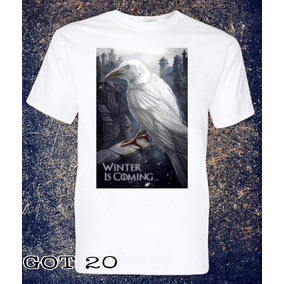 Playeras - Game Of Thrones 3x2 Oferta