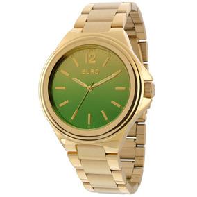 Relógio Euro Feminino Premium Eu2035yah/4v-dourado