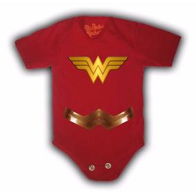 Disfraces Para Bebes - Pañaleros De Wonder Woman