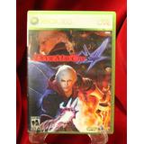 Devil May Cry 4 Xbox 360 Barato