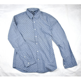 Camisa Uniqlo Talla M Para Hombre
