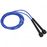 Corda De Pular Oxer Slim - 3 Metros - Cor Azul