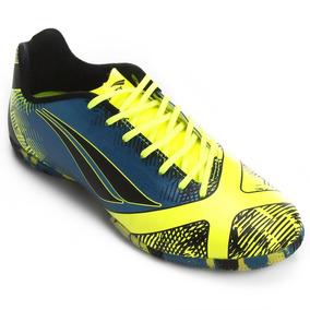 Chuteira Penalty Futsal Victoria Iii R1 Azul Ou Cinza - Chuteiras no ... 0bde190bf43f7