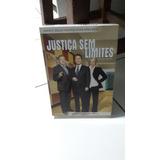 Justiça Sem Limites Temporada 3. Original De Colecionadora