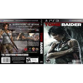 Tomb Raider 2013 Ps3 Psn Envio Imediato Promoção Jogue Agora