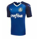 Camiseta Palmeiras Puma Goleiro 2019 - Personalizada 3bcb9cb5ed0e1