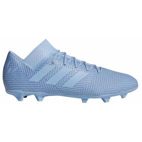 Botas Hombre adidas Nemeziz Messi Tachontacos Azul Original a7e1e256cc3d6