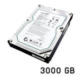 Disco Duro 3000 Gb Sata Especial Para Pc O Cctv 3.5 New Pull