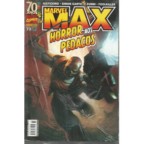 Marvel Max 73 - Panini - Bonellihq Cx17 I17