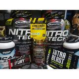 Proteina Nitrotech 4lb A Tan Solo $2895