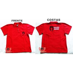 Camisa Mangalarga Marchador Vermelha + Brinde