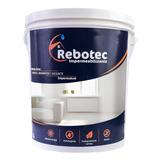 Rebotec 5kg Impermeabilizante Original Distribução Sp