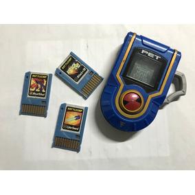 Pet Do Megaman (battle Network Pet) +3 Battle Chips