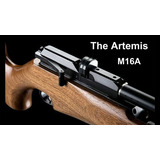 Carabina De Pcp M16 Regulada 100% 0