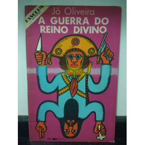 Hq A Guerra Do Reino Divino - Jô Oliveira Codecri 1976 Rjhm