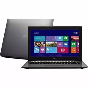 Notebook Cce Ultra Slin S345 I3 4gb 500hd - Vitrine
