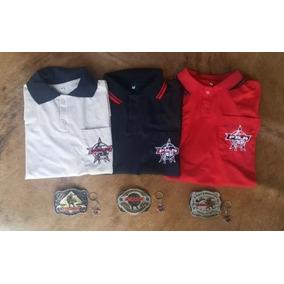 Kit 3 Fivelas Pbr E 3 Camisas Pbr Promoção Agora Essa Semana c17e2292233