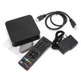 Tv Box Con Android Para Convertir Tv En Smart