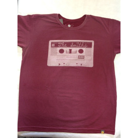 The Smiths - Tape Camisa Anos 80