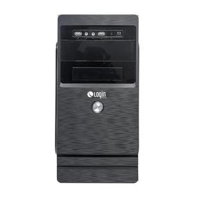 Computador Completo Login Core I5 4gb 500gb Com Linux
