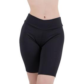 Bermuda Suplex Feminina Fitness Plus Size|roupas De Academia