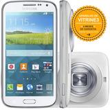 Samsung Galaxy K Zoom C115m 8/2gb 3g 20.7mp Branco Vitrine 3