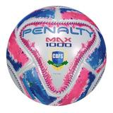 Bola Penalty Futsal Max 1000 Termotec Original Profissional