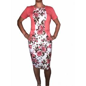 Vestido Moda Cristã Evangelica Tubinho Promoçao Executiva