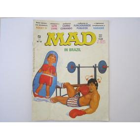 Mad Nº 18 - 1986