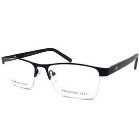 78906039b3b92 Armação Oculos Grau Titânio S  Aro R9122 Original Masculino. São Paulo ·  Armação Para Oculos Grau Masculino Th2584 Quadrado Meio Aro