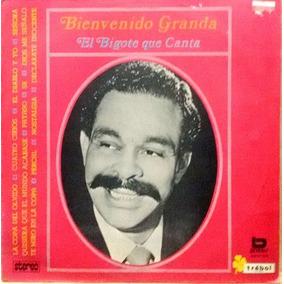 Lp Bienvenido Granda El Bigote Música No Mercado Livre Brasil