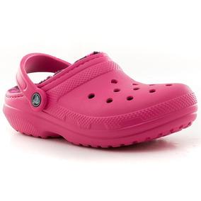 Zuecos Sandalias Classic Lined Clog Crocs