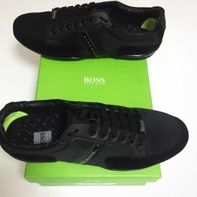Tenis Hugo Boss Casuales Negros Zapatos Nike adidas