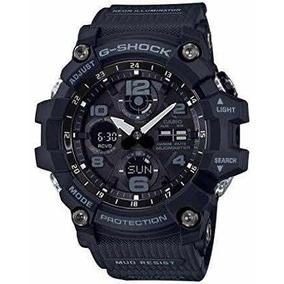 Relógio Casio G-shock Mudmaster Tough Solar Gwg-100-1ajf