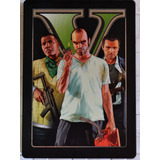 Grand Theft Auto 5 Edicion Metalica Xbox 360