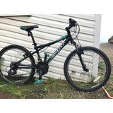 Bicicleta Gt Aggressor, Aro 24, Frenos Shimano, Cambio7x3