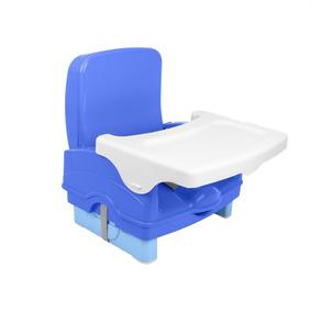 Cadeira Para Refeição Portátil Smart Azul 41767 Cosco