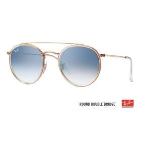 cfba4198b9548 Ray Ban Round Azul Claro De Sol - Óculos no Mercado Livre Brasil