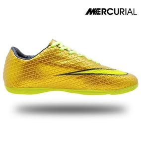 Chuteira Futsal Cr7 - Chuteiras para Futsal Dourado escuro em Minas ... 320984f8d2e6a