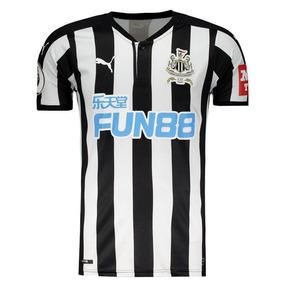 7768c9654d Camisa Puma Newcastle Home 2018 Premier League