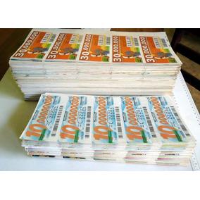 376 Folhas Diferentes C/ 10 Bilhetes Loteria Federal Cada